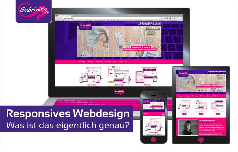 Responsives Webdesign – Was ist das eigentlich genau?