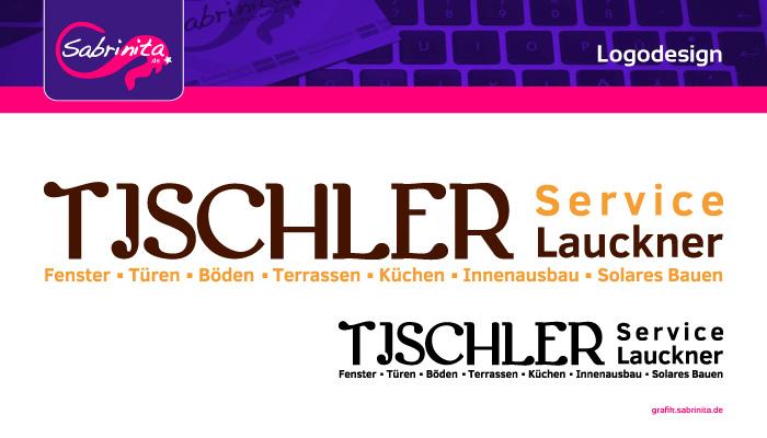 Referenz: Logodesign Tischlermeister