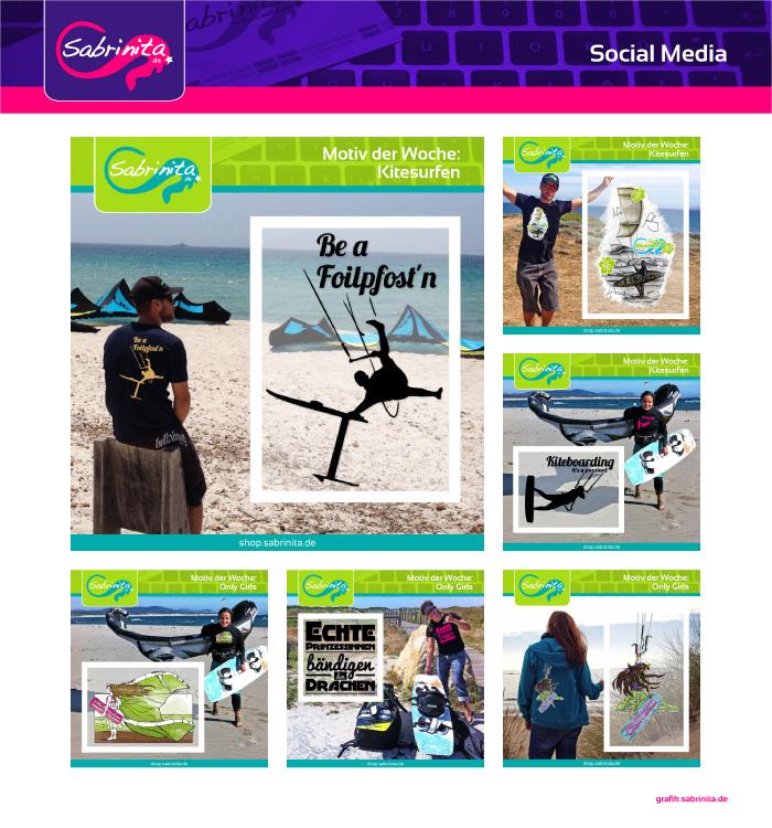 Social Media Grafiken für Einfach anziehen!