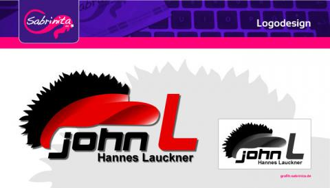 Referenz: Logodesign John L, the man with the red cap