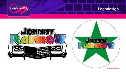 Referenz: Logodesign Johnny Rainbow