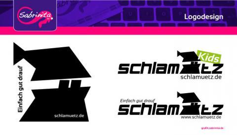 Referenz: Logodesign der schlamuetz