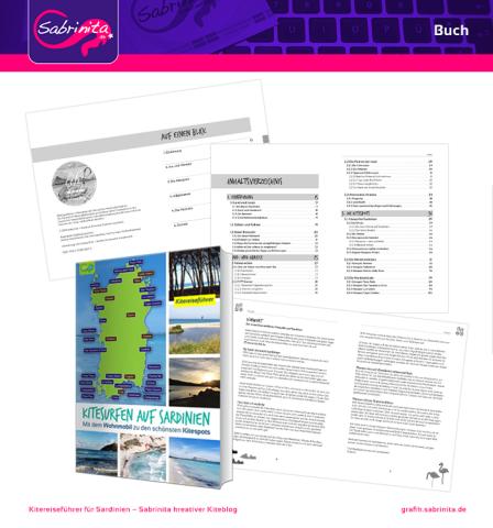 Referenz: Kitereiseführer mit 312 Innenseiten + Titel