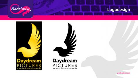 Referenz: Logodesign Daydream Pictures