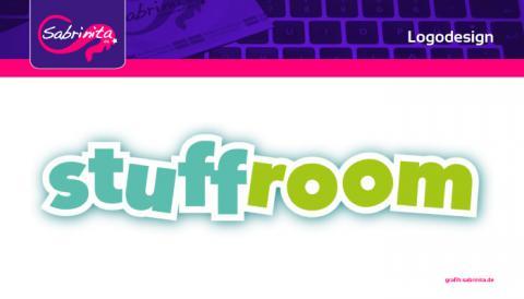 Referenz: Logodesign stuffroom, die neue stuff Community Seite
